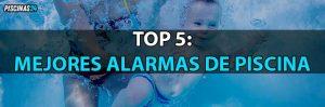 Alarmas para piscina